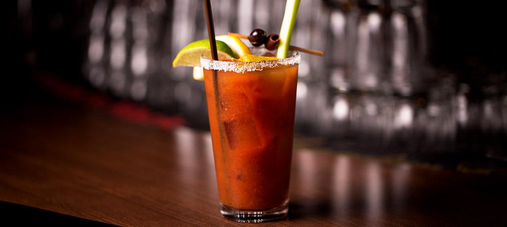 Receta de Bloody Mary