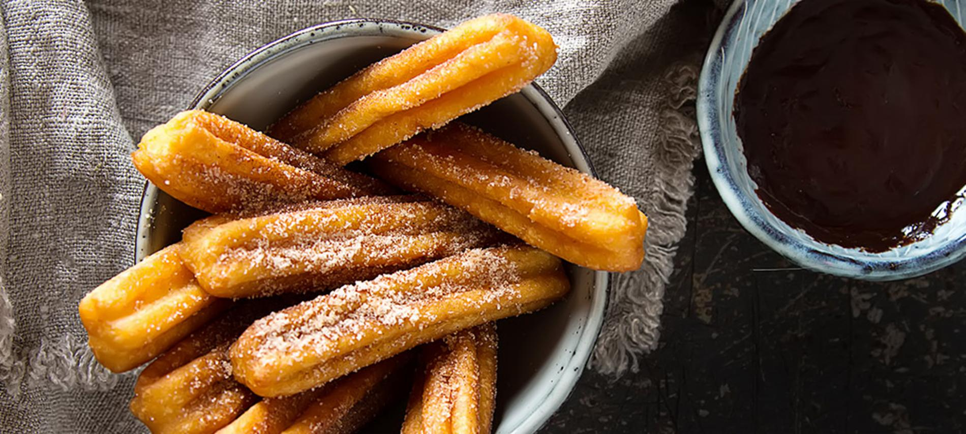 Receta de Churritos